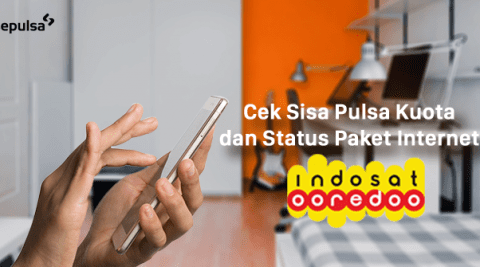 Begini Cara Cek Pulsa Dan Kuota Internet Indosat Im3 Ooredoo Sepulsa