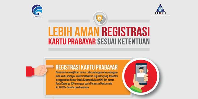 Semua Pemilik Ponsel Wajib Dafter Ulang Kartu Sim Berikut Ketentuannya Sepulsa